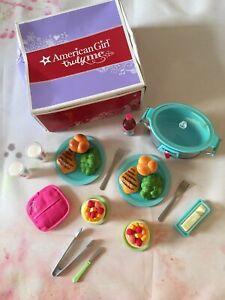 American Girl Doll - Genuine Slow Cooker Dinner Set (3e)