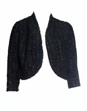 Viscose Evening Coats & Jackets without Fastening for Women
