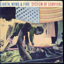 SYSTEM OF SURVIVAL - WRITING ON THE WALL # EARTH, WIND & FIRE