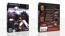 Shadow Hearts PS2 Replacement Spare Game Case Box + Cover Art Work (No Game)