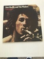 Bob Marley And The Wailers - Catch A Fire - Used LP - 1973 Island - NM Vinyl