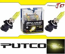 Putco 3000K Yellow 9005XS HB3A 239005XJY 65W Head Light Bulb High Beam Replace