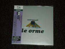 Le Orme Contrappunti Japan Mini LP sealed