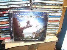 TERRA - NOVA,FOX TELEVISION SOUNDTRACK,2 CD,LTD EDITION OF 3000
