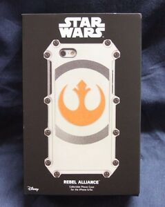 DISNEY Star Wars REBEL ALLIANCE iPhone 6/6s  Collectible Phone Case NIB Tantrum