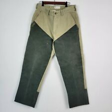 Columbia Briarshun Stout Upland Heavy Canvas Hunting Pants Men's 36X32