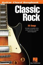 Classic Rock Sheet Music Guitar Chord Songbook 6in x 9in Guitar Chord 000699598