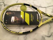 New Babolat Pure Aero  Tour 2019  3/8  grip free shipping