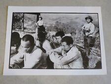 Photographie de Sipa Press Vietnam War Front U.S 1979 18 cm x 24 cm Hanoi