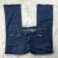 Old Navy Sweetheart Jeans Womens Sz 16 Short Blue Pants