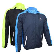 Mens Water Resistant Anti-UV Quick Dry Outdoor Cycling Biking Jacket Rain Coat