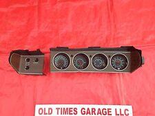 Cuda Challenger 1970-74 Rallye DASH Gauge Switch Panel Mopar Instrument Cluster
