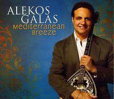 Alekos Galas - Mediterranean Breeze [New CD]