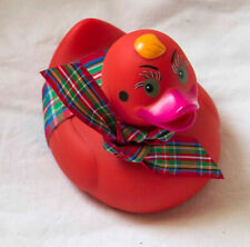 Tarty Anne Rubber Duck Novelty Collectable Fun Duck