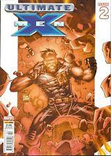 ULTIMATE X-MEN # 2 / MARVEL / PANINI COMICS UK / 28th MAY 2003 / N/M