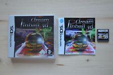 NDS - Dream Pinball 3D - (OVP, mit Anleitung)
