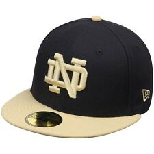 a478c2cbf1d Notre Dame Fighting Irish Era Youth 2 Two Tone 59fifty Cap Hat 6 5 8