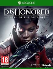 Dishonored: Death of the Outsider (Xbox One) NEW AND SEALED - QUICK DISPATCH