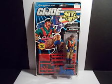 """1993 Hasbro - G.I. Joe - Outback """"Survival Specialist"""" Battle Corps- New On Card"""