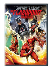 Justice League The Flashpoint Paradox DVD PAL Region 1 as
