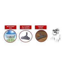 Scopa elettrica aspirapolvere con Sacco Hoover Dv71/d15011 Diva Tutto in 1