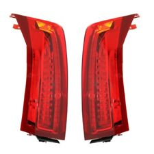 Left & Right Genuine Tail Lights Lamps Pair Set for Cadillac ATS Sedan 13-18 GM