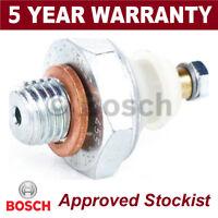 Bosch Pression D/'huile Interrupteur 0986345017