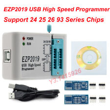 Ezp2019 High Speed Usb Spi Programmer Support 24 25 26 93 Eeprom 25 Flash Bios