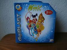 Digiblast Club Winx 1 NUOVO Giochi Preziosi 3 episodi Rainbow Studio Nikko
