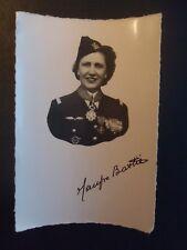 CPSM MARYSE BASTIE 1898-1952 CITATION A L'ORDRE DE LA NATION AVIATRICE