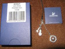 Swarovski Edison Phone Charm