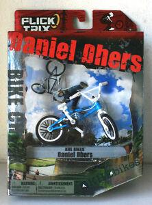 New Flick Trix 2009 Bike Check Daniel Dhers KHE Bikes Finger Bike #Q52