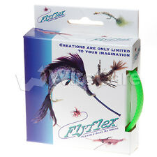"Jan0.38Ng - Flyflex Pack, 3/8"" Neon Green Pet"