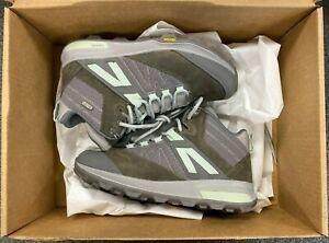 Merrell Zion Mid Waterproof Hiking Boot (Women's) Grey Size 8 - 2C-3385