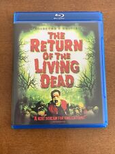 Return of the Living Dead [Blu-Ray] 1984 Horror Classic - Zombie Film