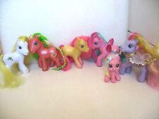 LOT DE 6 MON PETIT PONEY My Little Pony f56