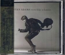Adams, Bryan Cuts Like A Knife Japan Gold CD with OBI
