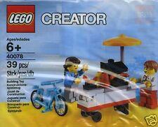 LEGO CREATOR HOT DOG STAND 40078