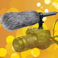 PRO SG209 Microphone for Canon EOS 5DS R 7D  6D 80D 2D 1D 70D