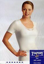 PULL FEMME MANCHES COURTES LAINE COTON TEMPURY FILAM ART. 60983