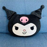 Kuromi fuzzy plush blanket quilt blankets cushion pillow nap throw cartoon new