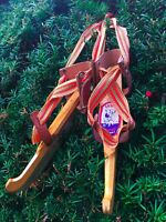 NEW AUTHENTIC DUTCH CHILDREN'S ICE SKATES, ideal decoration or trophy