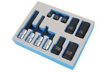 ! totalmente Nuevo! de Pinza de freno Socket Conjunto de herramientas de bit y algunos VW AUDI Merc Porsche