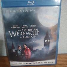 An American Werewolf in London (Blu-ray, 1981 Universal)
