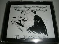 Mellow Round Midnight Classic Love Songs The Gold Collection 2CD Set Retro