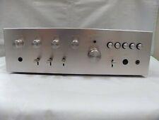SANSUI AU-4400 VINTAGE HIFI AMPLIFIER SILVER BLUETOOTH AMP ANALOGUE PHONO