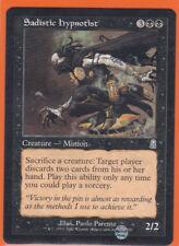 MTG Magic  Odyssey Uncommon 1 x SADISTIC HYPNOTIST Creature 159/350 Never played