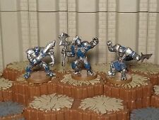 Warforged Soldiers - Heroscape- Wave 12/D2 - Eberron - Free Shipping Available