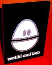 Wobbl And Bob - DVD - AKA (Weebl & Bob) 5 Rare Episodes - Region Free - New