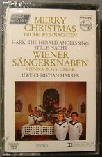 Vienna Boy's Choir:  International Christmas Carols (Cassette, Philips) NEW